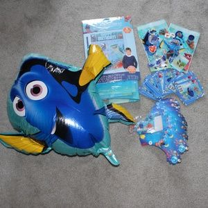 Finding Dory Birthday Party Decoration Lot Balloon